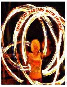 coming attractions, fire dancing, sex education, female impersonators, phobias, tipsy with tools, juggling