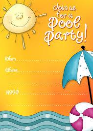 essay l2 pool party