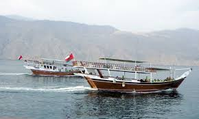 Essay l7 moored dhows 2