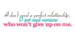 Essay l7 perfect relationship