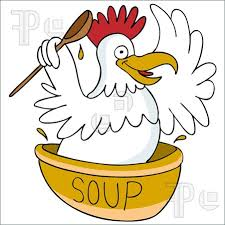 Essay 4O soup