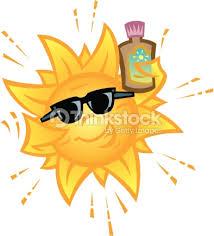 noon day sun