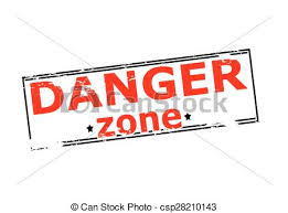 E43 danger zone