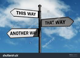 E47 this way or that way