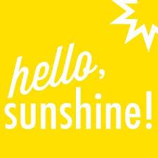 hell9o sunshine