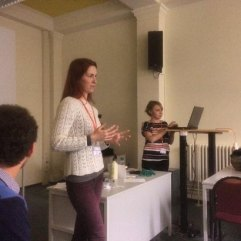 Conducting a workshop at ENYSSP Conference 2014