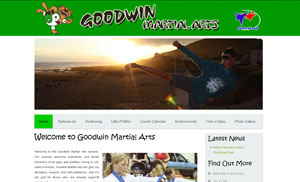 Goodwin Martial Arts Index Page