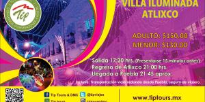 19. Atlixco Villa Iluminada-  Grupal