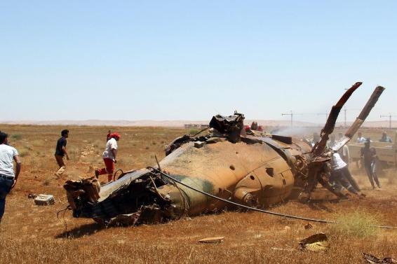 سقوط طائرة فرنسية