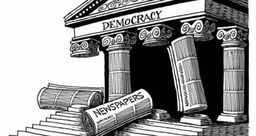الديمقراطية قراءة نقدية في النظام السياسي الديمقراطي 1