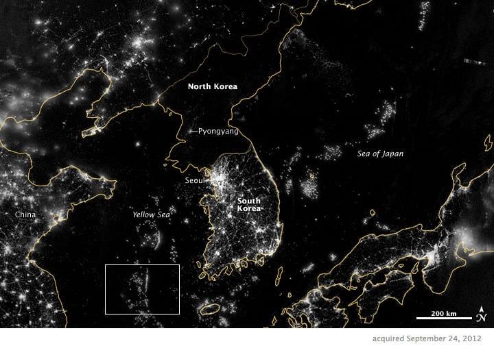 كل ما تحتاج لمعرفته عن كوريا الشمالية... 40 خريطة تشرح لك 19