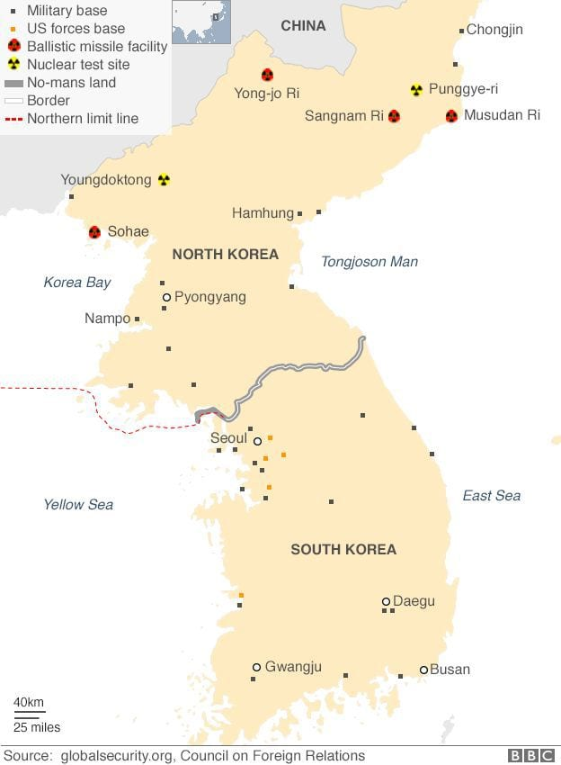 كل ما تحتاج لمعرفته عن كوريا الشمالية... 40 خريطة تشرح لك 51