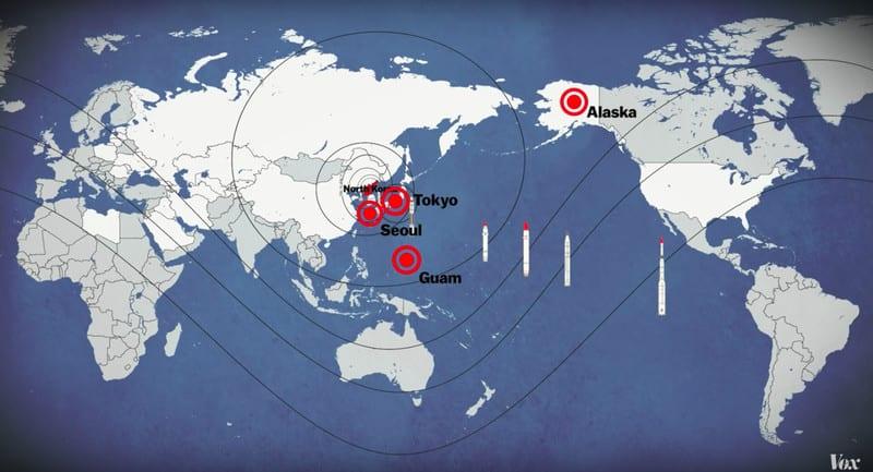 كل ما تحتاج لمعرفته عن كوريا الشمالية... 40 خريطة تشرح لك 57