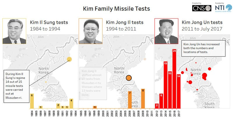 كل ما تحتاج لمعرفته عن كوريا الشمالية... 40 خريطة تشرح لك 59