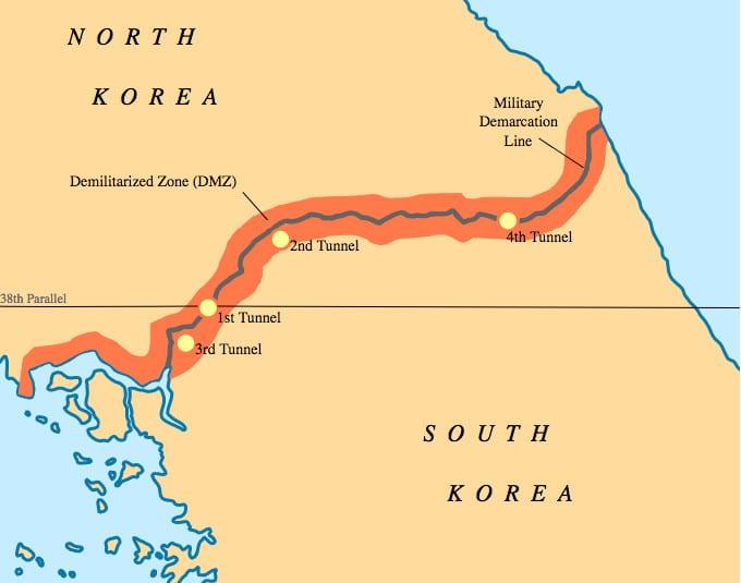 كل ما تحتاج لمعرفته عن كوريا الشمالية... 40 خريطة تشرح لك 13