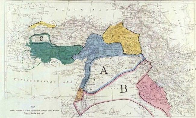سلام مراجعة كتاب: سلام ما بعده سلام ولادة الشرق الأوسط 1