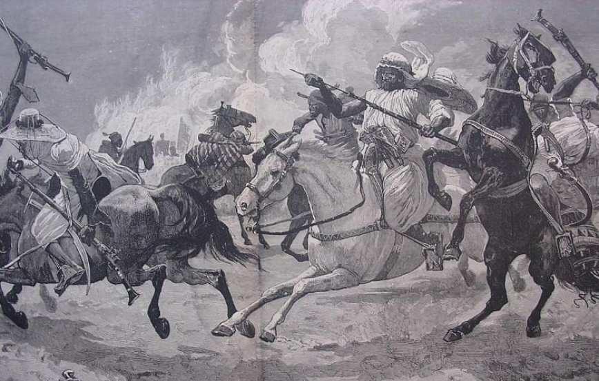 انتفاضة علي بن غذاهم - تونس 1864 1