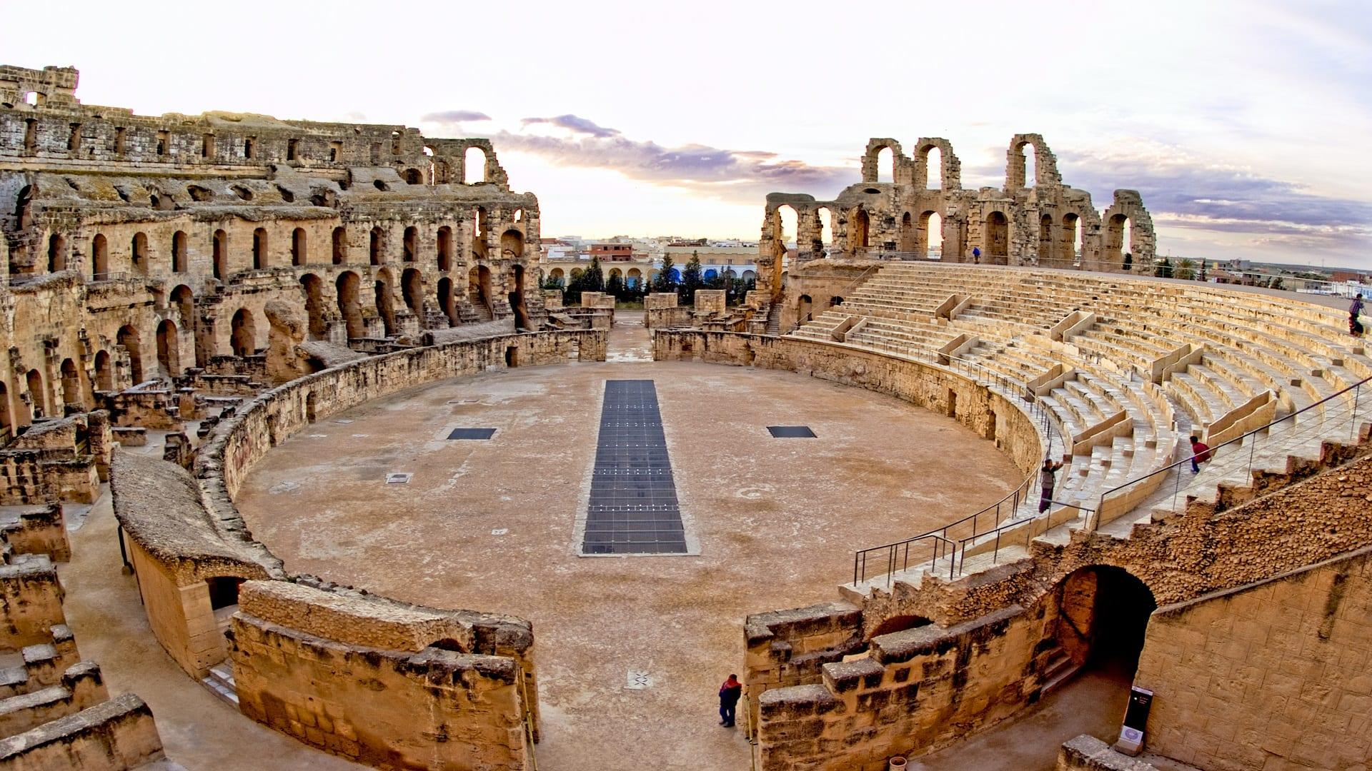 الرومانية في تونس