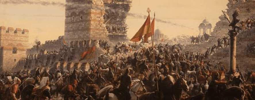 فتح القسطنطينة
