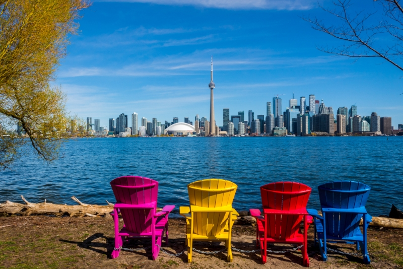 Facts about Toronto include that it's the most multicultural city.