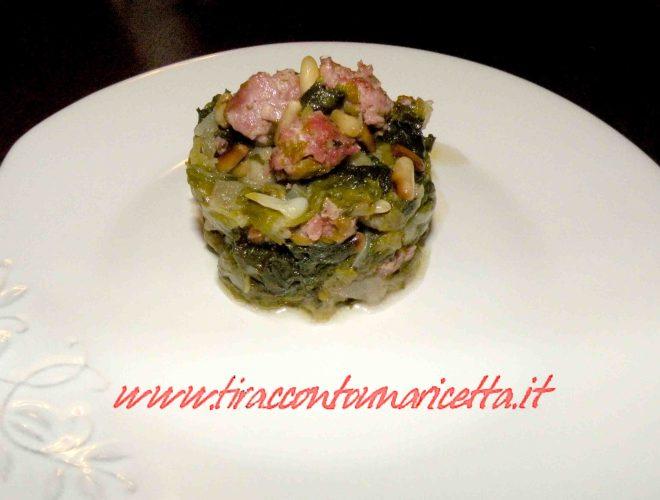 Scarola_salsiccia_pinoli_1