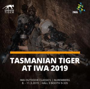 Nuevo catálogo Tasmanian Tiger 2019