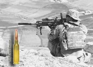 El Mando de Operaciones Especiales de los Estados Unidos se pasa al 6,5 Creedmoor.