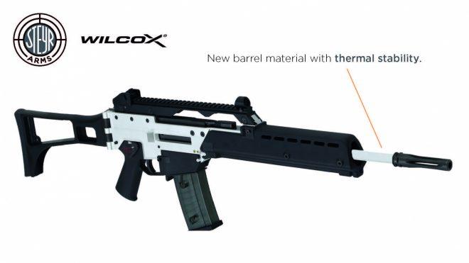 ¿Podrían los G36 de España ser mejorados por Steyr Arms?