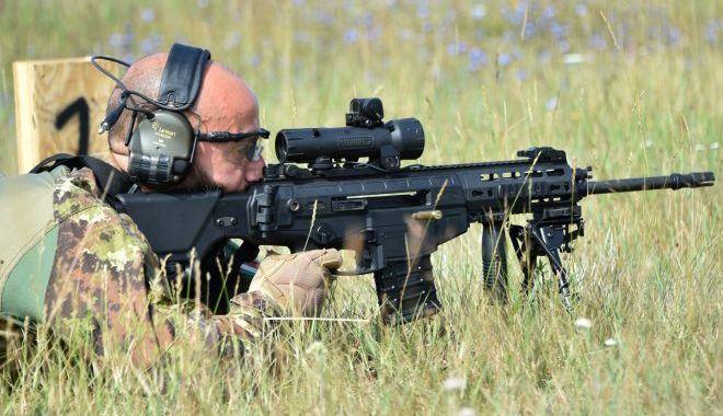 Equipo Italiano en la mejor competición de francotiradores 2019
