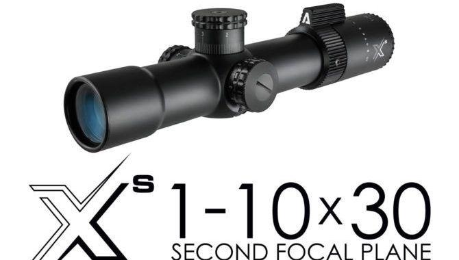 El equipo  Atibal lanza el visor de segundo plano focal XS 1-10x