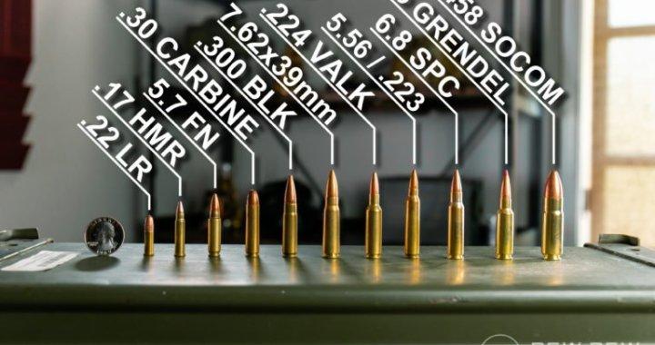 Otra de Calibres populares de fusil (Guía)