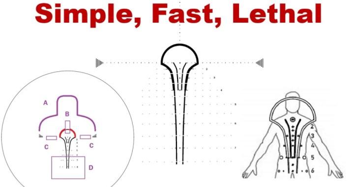 Plumb Precision Rapid Target Engagement Reticle