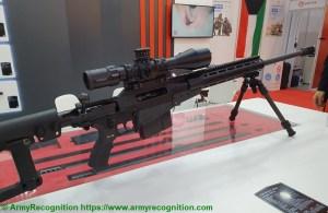 ATA Arms muestra su rifle de francotirador de calibre múltiple