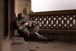 Los Países Bajos en busca de un fusil de tirador designado (DMR)