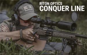Riton Optics toda la nueva serie Primal 2020