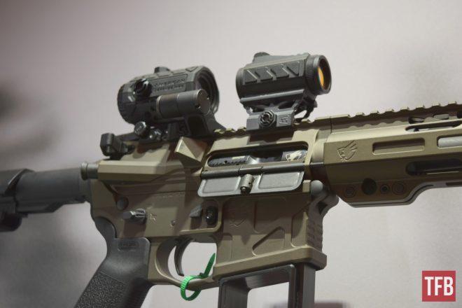 Nuevos soportes y piezas ligeras de titanio de American Defense Manufacturing