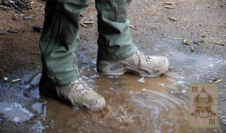 HAIX corte protección botas protector light tamaño 40