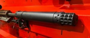 SureFire SOCOM50-SPS Supresor para Barrett