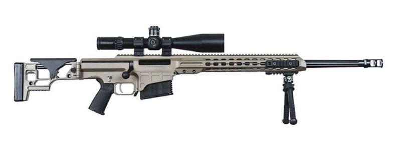 El Ejército de EE. UU. Duplica la compra del nuevo rifle de francotirador