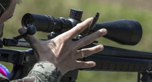 Los cinco fusiles de francotirador  Rusos
