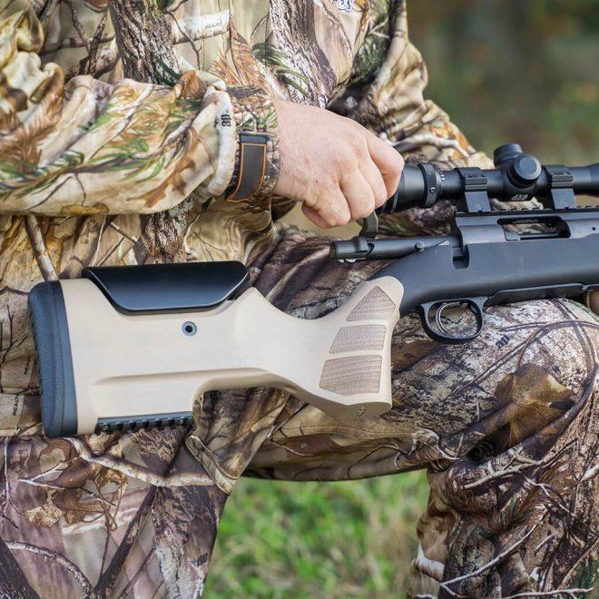 WOOX presenta el stock de rifle de precisión Exactus