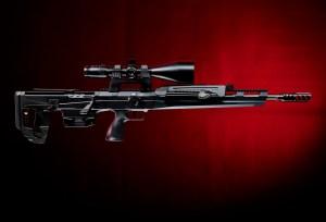 TTS: Nuevo sistema modular de rifle de francotirador en diseño Bullpup