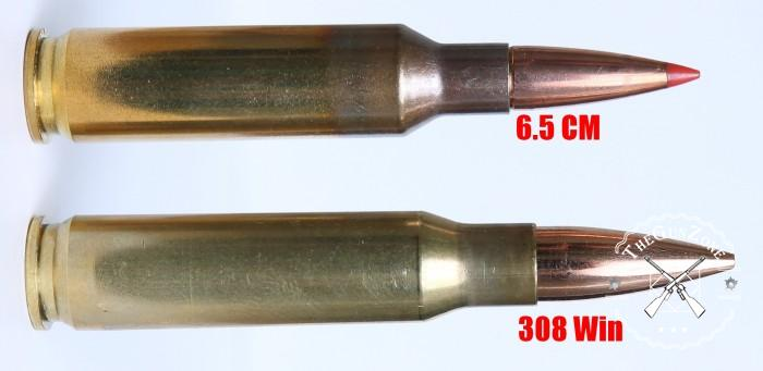 6.5 Creedmoor vs .308 Winchester por The Gun Zone