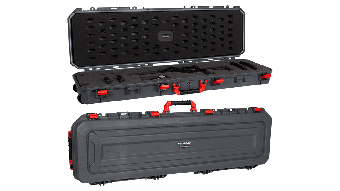 Plano All Weather 2 Rifle Case agrega tecnología Rustrictor