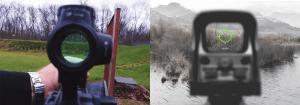 Comparación Red Dot vs Holográficos  ¿Cuál es el mejor? por Gunpros