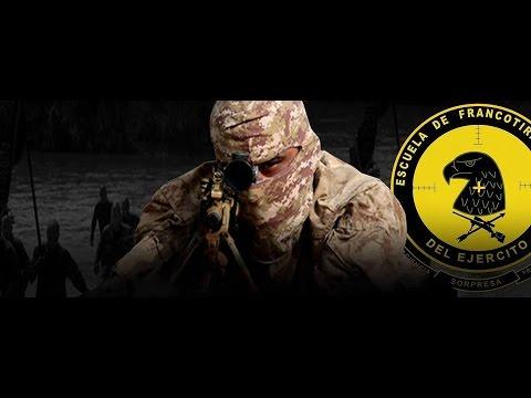 Los francotiradores en el Ejército del Perú