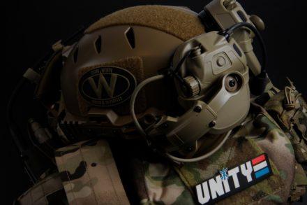 Adaptador de plataforma táctica Unity