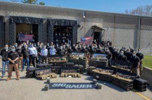 SIG SAUER entrega armas de escuadrón de próxima generación al ejército de EE. UU.