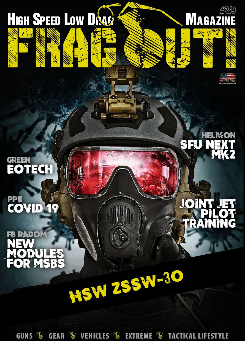 FragOut Issue 29