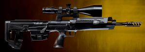 Tec-Target-Schneider (TTS) Xceed, el rifle de francotirador de varios calibres bullpup